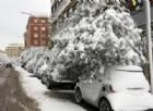 Neve a Roma, città nel caos. Codacons: ancora una volta Capitale paralizzata