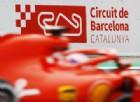 La Ferrari inizia (bene) il pre-campionato 2018 con Raikkonen