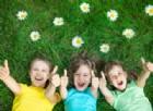 Crescere in mezzo alla natura aiuta lo sviluppo cerebrale dei bambini