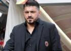 Verso Lazio-Milan: Gattuso conferma la squadra che ha battuto la Roma