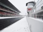 F1 chiusa per neve, un giorno di test perso: «Che spreco di soldi!»