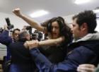 Berlusconi ironizza sulla Femen che lo dava per finito: «Aveva ragione lei...»