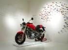 Ducati Monster festeggia il suo 25° compleanno