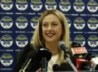 FdI passa da 9 a 50 parlamentari, Meloni si prende la sua vittoria: «Vedrete cosa faremo»