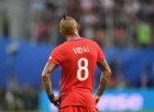 Milan-Inter: derby di mercato per Vidal