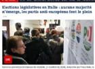 Per i media esteri dall'Italia giunge una minaccia per le riforme e l'integrazione Ue