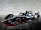 Nissan presenta la sua prima monoposto di Formula E