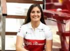 Alla Alfa Romeo Sauber arriva una pilotessa: Tatiana Calderon