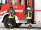 Fontanetto Po: tre bimbi intossicati dal fumo di un incendio