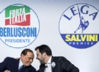 Berlusconi garante del «governo Salvini». E auspica a sorpresa il ritorno della sinistra