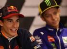 Anche Marquez è convinto: «Valentino Rossi continuerà (per fortuna)»