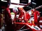 Raikkonen ammalato, sulla Ferrari sale Vettel