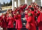 8 marzo: la voce delle donne al cimitero monumentale