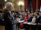 Mattarella invita i giovani alla responsabilità (parola chiave del post-elezioni)
