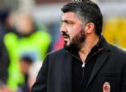 Milan, Gattuso studia la sorpresa per l'Arsenal