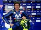 Valentino Rossi inizia il 2018 con un nuovo casco anni '70