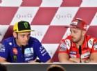 Andrea Dovizioso e Valentino Rossi, la MotoGP parte nel segno degli italiani