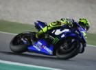 Yamaha a due velocità: Valentino Rossi sorride, Vinales no