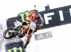 Tony Cairoli cede solo al padrone di casa: nel GP d'Europa è secondo