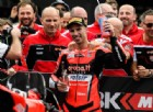 Melandri riparte dall'Australia in testa alla classifica