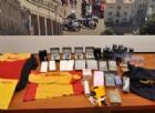Profumi, bracciali e orologi, tutto 'rigorosamente' falso: due gli arresti