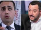 Sulla premiership da Salvini un passo di lato. E apre al reddito di cittadinanza