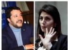 Salvini: «Ruolo più forte per la Capitale e ministeri al Sud». E la Raggi plaude