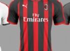 In anteprima le 3 nuove possibili divise del Milan