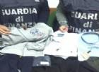 La Gdf regala 4mila capi contraffatti alla Caritas