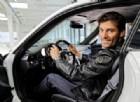 Un giro della pista del GP d'Australia con la Porsche di Webber