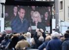 Fabrizio Frizzi: a Piazza del Popolo l'ultimo saluto al conduttore