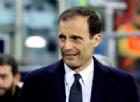 Verso Juventus-Milan: Allegri sceglie la formazione