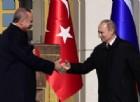 Putin da Erdogan, l'ennesimo colpo alla Nato. Preludio di un'intesa sulla Siria?
