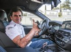 Un collaudatore speciale per la nuova Bmw M5: Alex Zanardi
