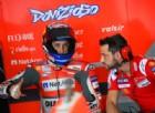 La pioggia rovina i piani della Ducati. Davanti sempre Marquez
