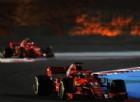 Rossa di sera: le qualifiche sono un trionfo Ferrari