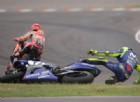 Yamaha furiosa per la guida di Marquez: «Rossi teme a stargli vicino»