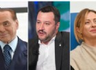 Governo, vertice Salvini-Berlusconi-Meloni: il premier spetta a noi