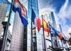 I big dell'Unione Europea a pranzo di digitale