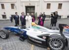 La Formula E riceve la benedizione anche dal Papa
