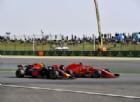 Il solito Verstappen sperona Vettel e gli rovina la gara: «Colpa mia»