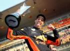 Strategia e sorpassi, per Ricciardo è trionfo show: «Mai vittorie noiose!»