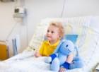 Papà dona il fegato al proprio figlio di un anno. E lo salva