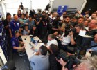 Beltramo: Parlano Rossi e Marquez, in un clima migliore del previsto