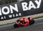Ducati all'attacco: Melandri tallona l'idolo di casa Van der Mark