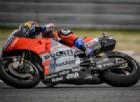 «Troppo sporco e troppe buche», e la Ducati soffre