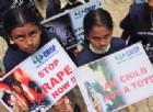 India, pena di morte per chi stupra i bambini