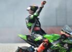 Sykes torna alla vittoria: doppietta Kawasaki, Ducati giù dal podio