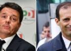 Allegri come Renzi: perché la sconfitta della Juve è identica a quella del Pd