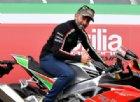 Aprilia Rsv4 Rf, la versione speciale con le alette da MotoGP